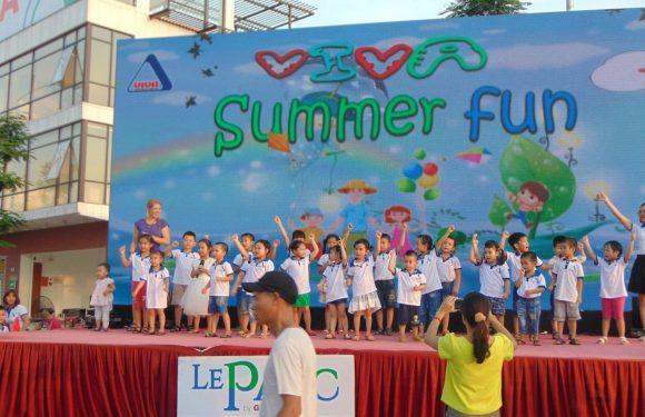 Summer Fun 2016 – Mùa hè sôi động